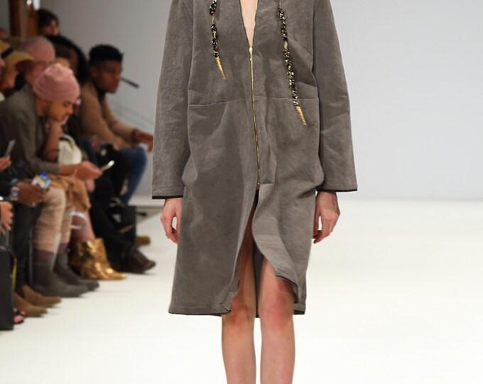 Milliner: Mid Length Coat