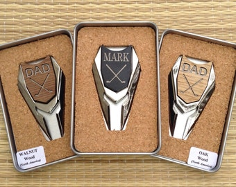 Groomsmen Gifts,Personalized Engraved Golf Ball Marker Divot Tool,Groomsman Gift Ideas,Men Wedding Best Man Groom Gift,Father of Groom Bride