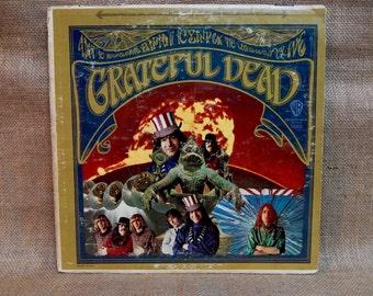 The GRATEFUL DEAD - The Grateful Dead - 1968 Vintage Vinyl Record Album