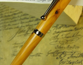 American History Founding Father George Clymer - signer of the Declaration of Independence and United States Constitution Pen