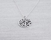 Unique Tree Of Life Pendant Related Items Etsy