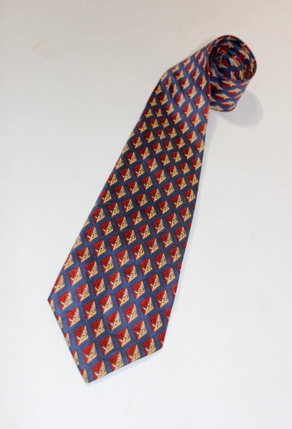 vintage 1940 s wembley s neck tie