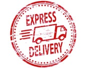 USA and EU Additional Cost of Express Delivery for  3-5 days. Please leave your phone no. on checkout