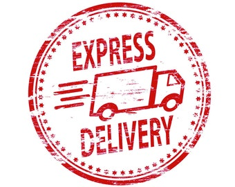 USA, EU and Asia Additional Cost of Express Delivery for  3-5 days. Please leave your phone no. on checkout