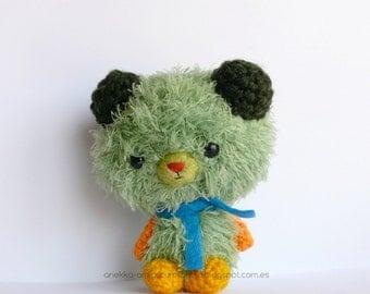 Teddy bear , plushie, amigurumi ,softie toi, plush toy, amigurumi crochet, stuffed doll
