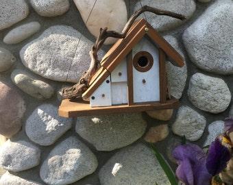 Birdhouse Functional Garden Bird House Unique Birdhouses For Cavity Nest Bird's House Outdoor Yard Art, Item 223639251