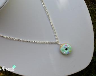 Yummy Donut Necklace