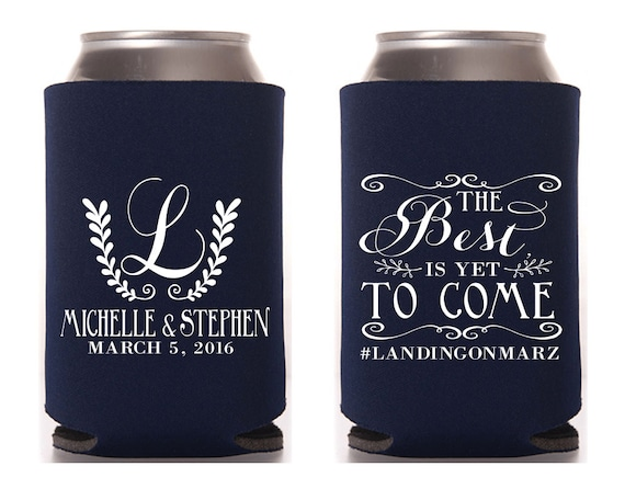 Favorite Wedding Gifts: The Best Is Yet To Come Wedding Favors Gifts And Mementos