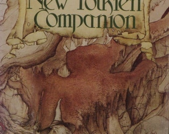 """Book Nerd Gifts: """"The New Tolkien Companion"""" 