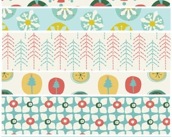 Christmas Merry Collection Clip Art Pattern Bundle