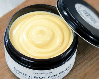 Intense Nourishing Cocoa Butter with Vitamin E, UNSCENTED & FRAGRANCE-FREE 4oz