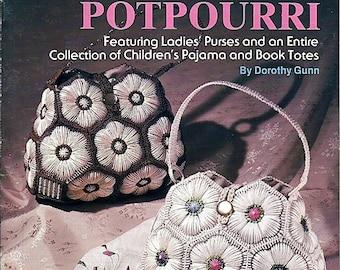 Design Potpourri - Needlework on plastic canvas - Plaid Enterprises 7427