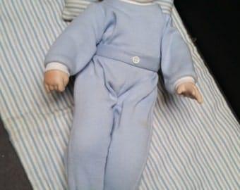 "Vintage Porcelain Aimee McKee Nichols Doll  13"""