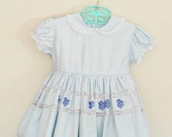 Vintage Toddler Dress Alyssa