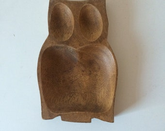 Vintage Owl Catch-all