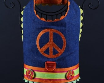 SPRING:  Peace Dog Harness