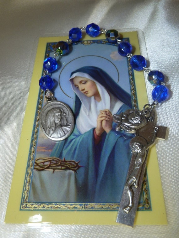 Mother of Sorrows Chaplet