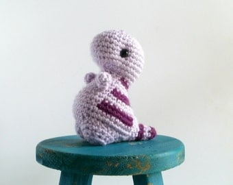 Penelope the Baby Crochet T-Rex