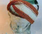 Pick-Up Mobius Ear Warmers ~ Knit PATTERN PDF ONLY Any Size