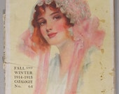 Vintage Bellas Hess & Co Catalogues Ladies Fashions early 1990's over 100 pages framing quality
