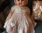 "Effanbee Rubber 20"" Doll - c. 1940 - 1950"