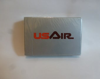 USAIR Airlines Playing Cards New in Shrinkwrap US AIR