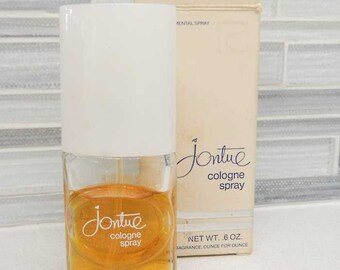 Vintage Revlon Jontue Cologne Spray