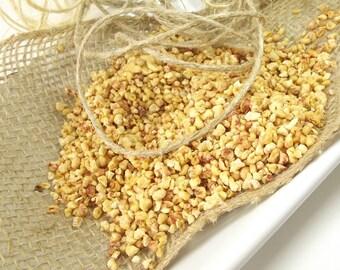 Earth Nag Champa scented Sachet, Room Fragrance, Potpourri Sachet, Linen Sachet, Natural Air Freshener, Housewarming Gift - 3x4 Muslin Bag