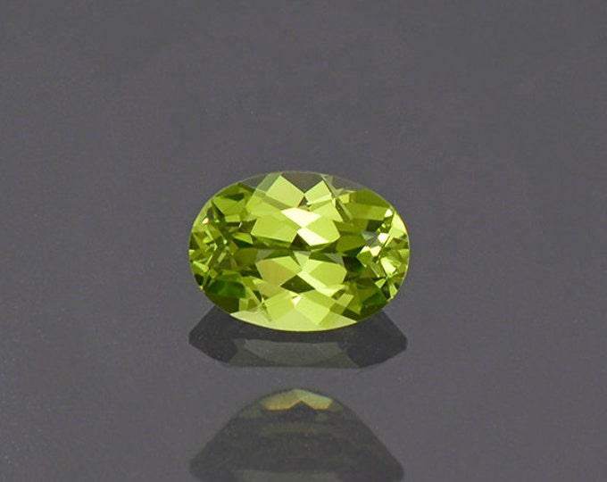 Excellent Green Grossular Garnet from Tanzania 1.00 ct.