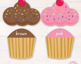 Cupcake Colour Match Game AUTOMATIC DOWNLOAD