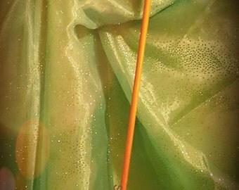 KUiS~eXcLuSiVe~The Little Mermaid Ariel KiNG TRiTON-URSULA Sea Witch Inspired MEDiUM Sz-Child GOLD Glitter Vinyl CROWN & TRiDENT w/GoLD RoD