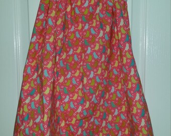 Little girl's pillowcase style dress sz 3-4 years