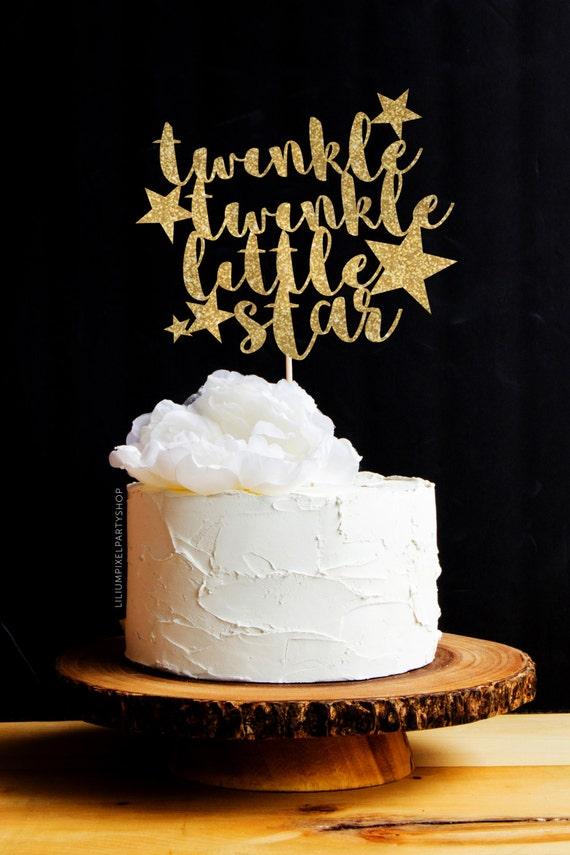 Birthday Cake Name Twinkle