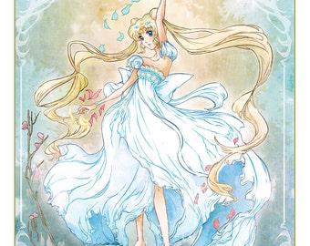 Princess Serenity, Sailor Moon Poster