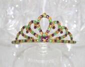 Austere Bride To Be Crown - Mardi Gras Costume - New Orleans Bachelorette Party - Birthday Girl Crown - NOLA Bachelorette - Princess Tiara