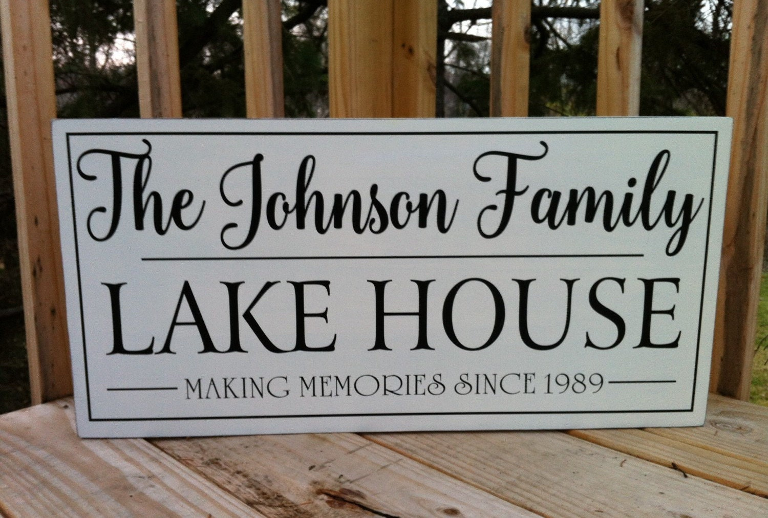 Custom Lake House Sign Lake House Decor Lake House Home Decorators Catalog Best Ideas of Home Decor and Design [homedecoratorscatalog.us]