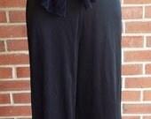 Vintage Black Sleeveless ...