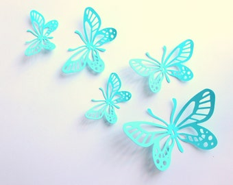 baby shower decorations baby room wall decor baby nursery decor 3d wall butterflies paper butterflies butterfly wall decor baby nursery cool bee
