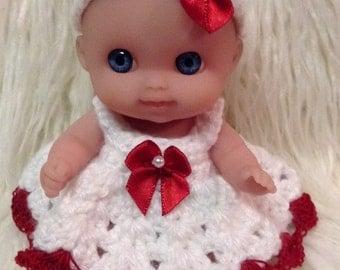 Clothes for Lil Cutesies Mini berenguer dolls