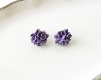 Mini Flower Ear Studs