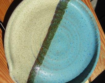 Stoneware Spoon Rest - Various Glazes