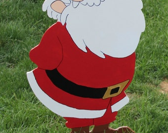Santa from Frosty the Snowman