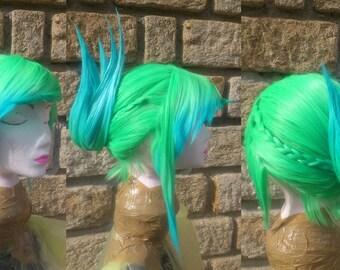 Arcade Riven cosplay wig - League of legends