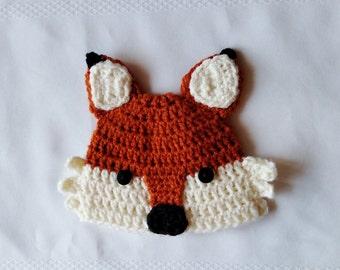 Fox Beanie - Infant to Child Sizes