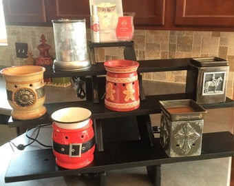 Table Top Display for Scentsy warmers