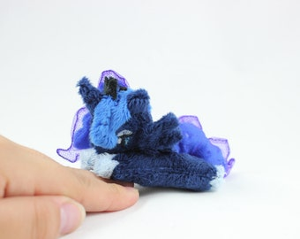 Tiny Princess Luna Plush MLP FIM