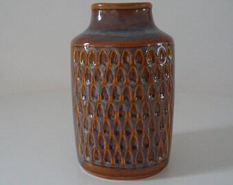 Soholm Stentoj vase,ceramic vase,vase,Soholm Stentoj,danish ceramic,Vintage vase,Vintage ceramic,Danish modern,danish pottery,nordic design