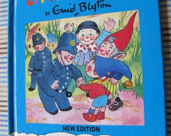 Hurrah for Little Noddy by Enid Blyton 1993 reprint HB
