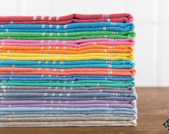 S A L E, Basic Turkish Towel, Peshtemal, Cotton Turkish Towel, Fouta, Bridesmaid Gift, Hammam Towel