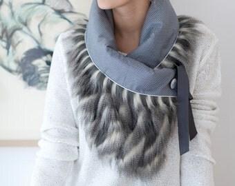 DISCOUNT 10% scarf - neck loving Youpla: Solène EC17 (2016)